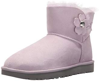 UGG Women's Mini Bailey Button Poppy Boot