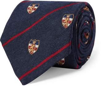 Ralph Lauren Regimental-Stripe Club Tie