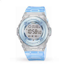 Baby-G Casio Ladies' Alarm Chronograph Watch
