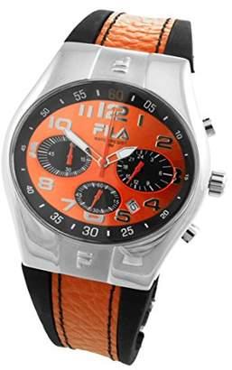 Fila Men's Quartz Watch 732365 with Rubber Strap