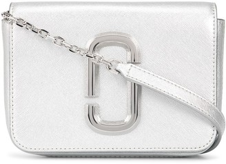 28175bcd46229 Marc Jacobs Silver Bags For Women - ShopStyle UK