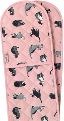 Cath Kidston Small Painted Cats Double Oven Glove