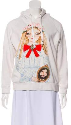 d2e8afbee9793 Gucci 2017 Unskilled Worker Sweatshirt