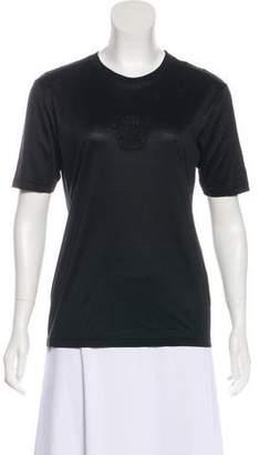Hermes Short Sleeve Jersey Top