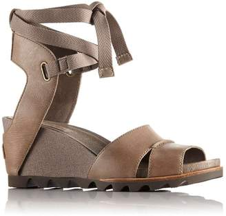 Sorel Women's Joanie Wrap Wedge Sandal