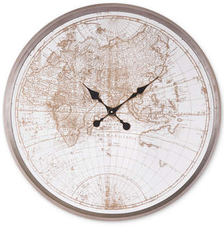 ZUO Hora Antique Silver-Tone Clock