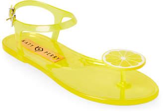 Katy Perry Lemon Geli Sandals