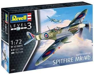 Spitfire Revell Supermarine Mk.vb 1:72 Aircraft Model Kit 03897