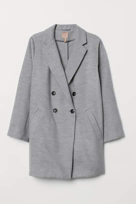 H&M H&M+ Double-breasted coat