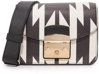 Furla Metropolis Mini Cross Body Bag $448 thestylecure.com