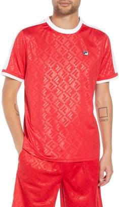 Fila Marc Interlock Soccer T-Shirt