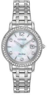 Citizen ECO Analog FE1180-57D Bracelet Watch