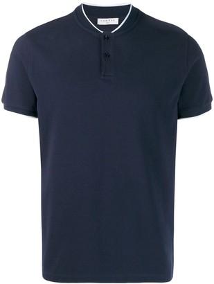 Sandro Paris round neck polo shirt