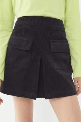 BDG Corduroy Utility Pocket Mini Skirt