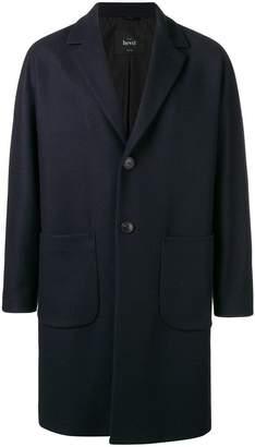 Hevo wool overcoat
