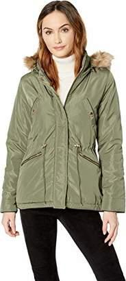 U.S. Polo Assn. Women's Basic Puffer Jacket