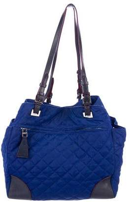 MZ Wallace Quilted Nylon Bag