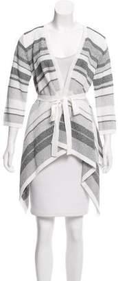 Max Mara Patterned Knit Cardigan w/ Tags
