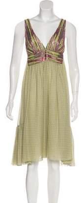 Missoni Silk Midi Dress w/ Tags