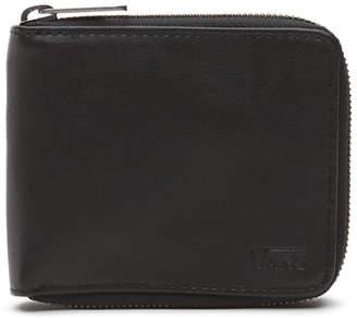 Drop V Zip Wallet
