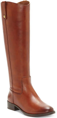 INC International Concepts I.n.c. Fawne Wide-Calf Riding Boots, Women Shoes