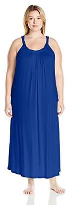 Arabella Women's Plus Size Long Nightgown