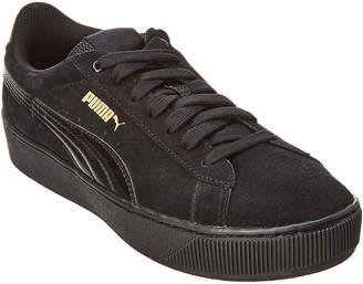 Puma Women's Vikky Suede Sneaker