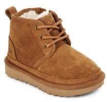 UGG Baby's& Kid's UGGPure Suede Boots