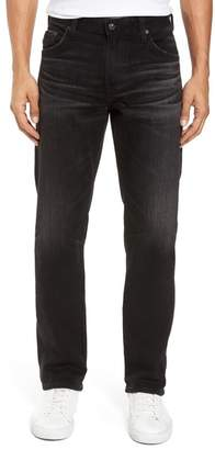 AG Jeans Graduate Slim Straight Fit Jeans (7 Years Asphalt)