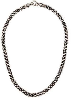 Lagos Caviar Chain Necklace