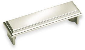"""Amerock Manor 3"""" Cup Drawer Pull - Polished Nickel"""