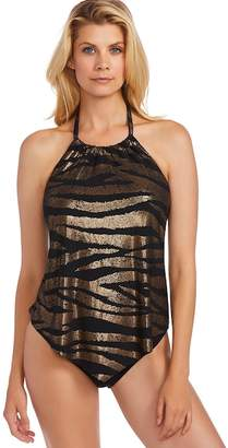Magicsuit Shine on Nicole Tankini Swim Top