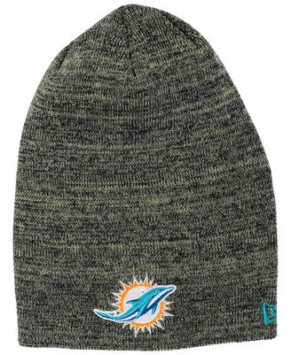 New Era Miami Dolphins Slouch It Knit Hat