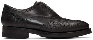 Paul Smith Black Bradley Brogues