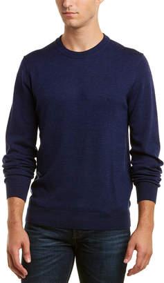 Qi Wool Crewneck Sweater