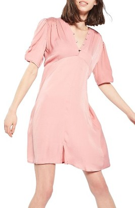 Women's Topshop Jacquard Tea Dress $85 thestylecure.com