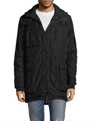 Slate & Stone Men's Lawrence Hooded Jacket