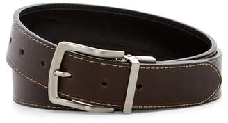 Steve Madden Oil Tanned Reversible Leather Belt