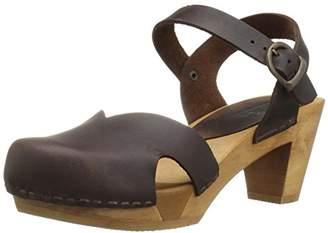 Sanita Women's Matrix Square Flex Sandal Platform