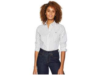 Lauren Ralph Lauren No-Iron Button Down Shirt