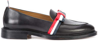 Thom Browne bow loafers