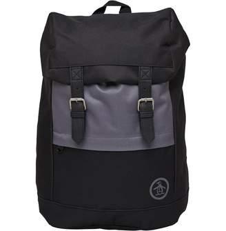 Original Penguin Torrent Backpack Black
