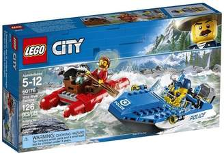 Lego City Police Wild River Escape - 60176