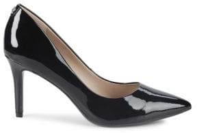 Karl Lagerfeld Royale Patent Leather Pointy Pumps