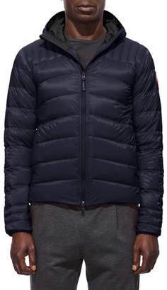 Canada Goose Men's Brookvale Quilted Hoodie Puffer Jacket