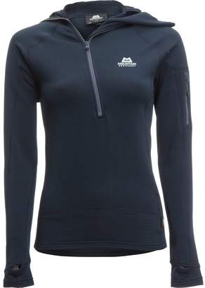 Equipment Mountain Eclipse Hooded Zip T-Shirt - Women's