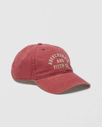 Abercrombie & Fitch Logo Twill Hat