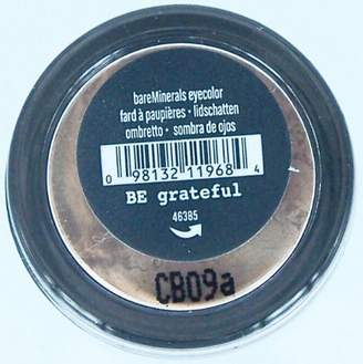 Bare Escentuals BE Grateful Mini Eye Shadow NEW .28 g by