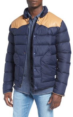 Men's Penfield 'Pelam' Quilted Western Jacket $305 thestylecure.com