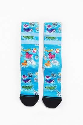 Stance Float Crew Sock